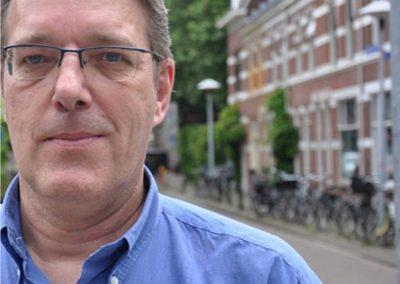 Henk Renting, docent en onderzoekerStedelijke Voedsel Systemen