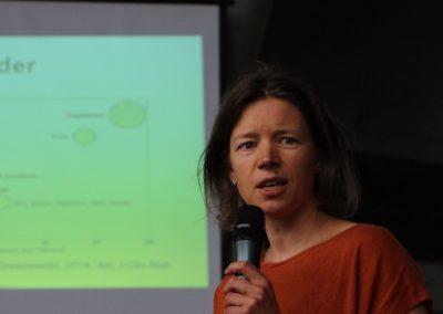 Esther Nederhof, lector gezonde en duurzame voeding en welvaartsziekten