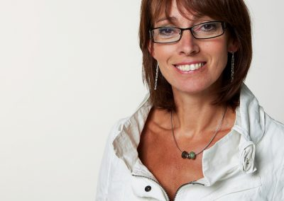 Ineke Haisma, orthomoleculair therapeut en auteur