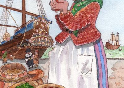 Carolina Verhoeven, fermenteren kun je leren